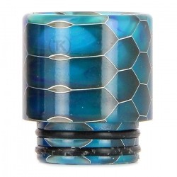 Huulik Drip Tip Resin Inox 810
