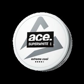 SNUS Nikotiinipadjad Ace Superwhite Extreme Cool 18mg/G