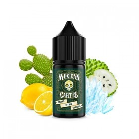 Maitsestaja Mexican Cartel Kaktus Sidrun Soursop 30ml