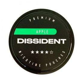SNUS Nikotiinipadjad Dissident Apple Strong 21mg