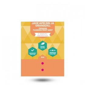 E-vedeliku maitsestaja Vapista 1ml Jahe Apelsin Ja Granadill