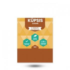 E-vedeliku maitsestaja Vapista 1ml Küpsis