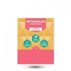 E-vedeliku maitsestaja Vapista 1ml Metsmarjad