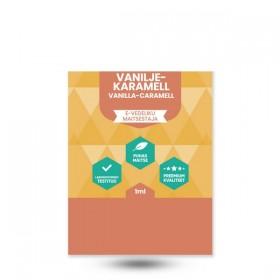 E-vedeliku maitsestaja Vapista 1ml Vanilje-Karamell