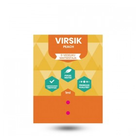 E-vedeliku maitsestaja Vapista 1ml Virsik