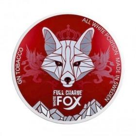 SNUS nikotiinipadjad White Fox Full Charge 16mg