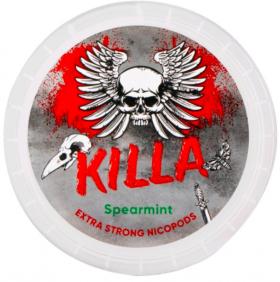 SNUS nikotiinipadjad Killa Spearmint