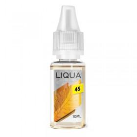 E-vedelik Liqua 4S 10ml Traditsiooniline tubakas nikotiinisoolaga