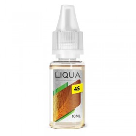 E-vedelik Liqua 4S 10ml Virginia tubakas nikotiinisoolaga
