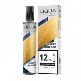 E-vedeliku maitsestaja Liqua 12ml Golden Tobacco