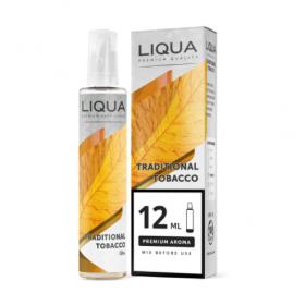 E-vedeliku maitsestaja Liqua 12ml Traditional Tobacco