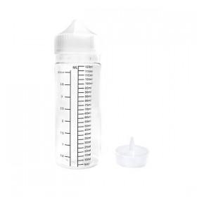 Pudel mõõdikuga 120ml