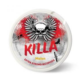 SNUS nikotiinipadjad Killa Melon 25mg/g