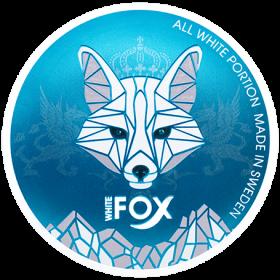 SNUS nikotiinipadjad White Fox 16mg/g